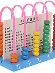 cheap -Toy Abacus Toys Education Wooden Pieces Girls' Boys' Children's Day Gift