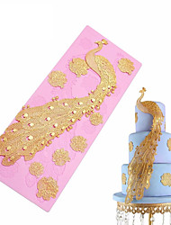Moule de Cuisson Animal Pour Gâteau Silikon Bricolage 3D Haute qualité Papier à cuire Vacances