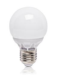 E26/E27 LED kulaté žárovky G50 14 lED diody SMD 2835 Teplá bílá 404lm 3000K AC 220-240V