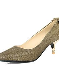Da donna Tacchi Club Shoes Materiali personalizzati Primavera Estate Autunno Inverno Matrimonio Formale Serata e festa Footing Club Shoes