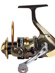 Mulinelli da pesca Mulinelli per spinning 2.6:1 11 Cuscinetti a sfera Intercambiabile Pesca dilettantistica-AF