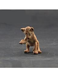 cheap -Pretend Play Action Figures & Stuffed Animals Toys Horse Lion Zebra Toys Animals Novelty Plastic Boys' Pieces