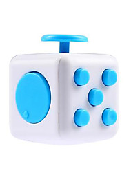 cheap -Fidget Toy Fidget Cube Magic Cube Quick Release ABS Classic & Timeless 1pcs Pieces Girls' Kid's Adults' Gift
