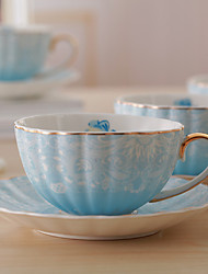 Недорогие -Drinkware Керамика Каждодневные чашки / стаканы / Необычные чашки / стаканы / Чайные чашки Boyfriend Подарок 1 pcs
