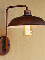 cheap -AC 110-130 AC 220-240 40W E26/E27 Creative Retro Modern Popular Modern Bedroom Bedside Hotel RH Simple Iron Lamp