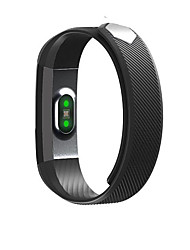 cheap -ID115 Smart Bracelet iOS Android Water Resistant / Water Proof Calories Burned Pedometers Sports Health Care Touch Screen Information
