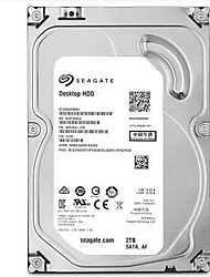 cheap -Seagate 2TB Desktop Hard Disk Drive 7200rpm SATA 3.0(6Gb/s) 64MB Cache 3.5 inch-ST2000DM001