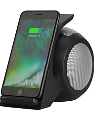 cheap -WN1 Wireless Charging Stand with Music-playing Box