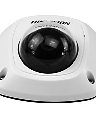Hikvision DS-2cd2532f-IP66 es la red 3MP mini cámara domo (audio / alarma de detección de movimiento del IR io poe 10m)