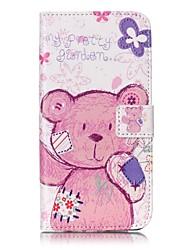 economico -Per A portafoglio Porta-carte di credito Con supporto Con chiusura magnetica Custodia Integrale Custodia Cartone animato Resistente