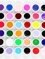 Nagellack UV Gel Ablösen Langlebige Aufsaugeigenschaften