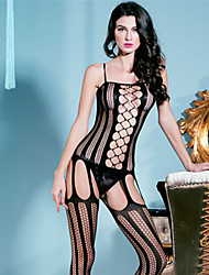 cheap -Women Nylon/Spandex Garters & Suspenders/Lace Lingerie/Ultra Sexy Nightwear