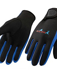 cheap -Diving Gloves Sports Gloves Cycling Gloves/Bike Gloves Nylon Neoprene Full-finger Gloves Keep Warm Quick Dry Anatomic Design Protective