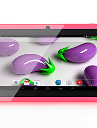 7 tommer Android Tablet (Android 4.4 1024*600 Quad Core 512MB RAM 16GB ROM)