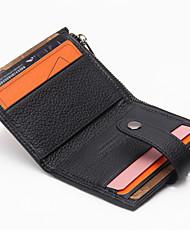 Unisex Vacchetta Casual Porta carte di credito Per tutte le stagioni