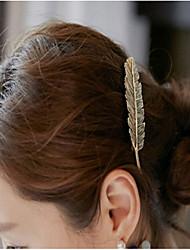 abordables -Alfileres Accesorios para el cabello Aleación Accesorios pelucas Para mujeres
