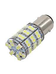 10x White 60smd 3528 LED T25 1157 BAY15D Brake Stop Signal Light Lamp Bulbs NEW