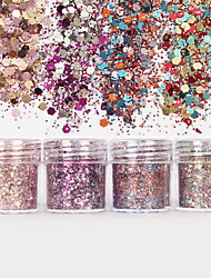 cheap -1 Glitter & Poudre Sequins Glitters Classic High Quality Daily
