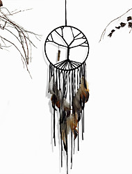 cheap -New Fashion Gift India Tree of Life Dreamcatcher Wind Chimes & Hanging Pendant Dream Catcher Regalo