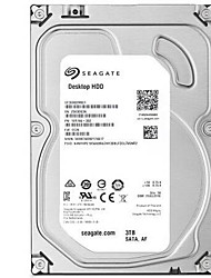 cheap -Seagate 3TB Desktop Hard Disk Drive 7200rpm SATA 3.0(6Gb/s) 64MB Cache 3.5 inch-ST3000DM001