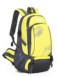 40 L Batohy Malé batůžky Cyklistika Backpack batoh Outdoor a turistika Lezení Fitness cestování Běh Outdoor Výkon CvičeníOdolné vůči