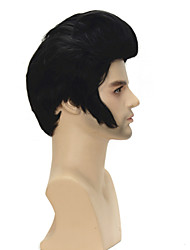 cheap -Super Star Music Singer Cosplay Wigs Celebrity Wig Resistant Synthetic Cosplay Hair