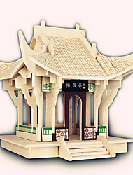 Jigsaw Puzzles Wooden Puzzles Building Blocks DIY Toys Zuiwengteng 1 Wood Ivory Model & Building Toy