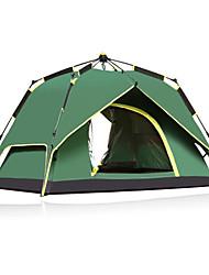 CAMEL 3-4 persone Tenda Doppio Tenda da campeggio Una camera Tenda automatica Resistente ai raggi UV Anti-pioggia Traspirabilità per