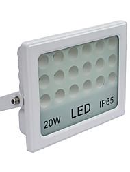 Jiawen 20w levou luz de inundação ao ar livre IP65 impermeável LED paisagem inundação luz para a iluminação home da parede jardim