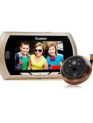 cheap -Danmini Smart Digital Door Viewer Peephole Camera Color Screen Night Vision