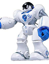 Недорогие -робот FM Стрельба Пульт управления пение Танцы Прогулки Электроника Детские