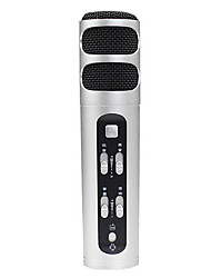 2017 New Microphone Condenser Mic kit Sound Studio electronics shock for broadcasting Singing Recording KTV Karaoke