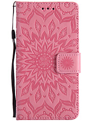 cheap -Case For Sony Xperia Z3 / Sony Xperia M4 Aqua / Sony Xperia M2 Wallet / Card Holder / with Stand Full Body Cases Mandala Hard PU Leather for Sony Xperia Z3 / Sony Xperia XA / Sony Xperia X