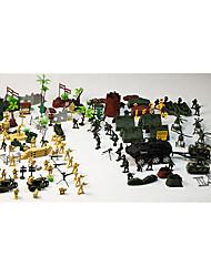 Недорогие -Фигурки героев и мягкие игрушки Дисплей Модель Игрушки Оригинальные Мальчики 200 Куски