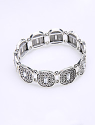 The New Bohemia Bracelet National Wind Bracelet Ancient Silver Carve Patterns Or Designs On Woodwork Restoring Ancient Ways Diamond-Encrusted Bracelet