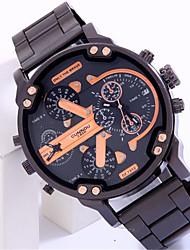 Pánské Módní hodinky Křemenný Plastic Kapela Cool Běžné nošení Černá Černá