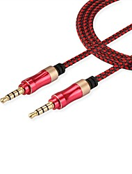 abordables -Audio jack 3,5 mm Audio jack 3,5 mm to Audio jack 3,5 mm 1.5M (5Ft)