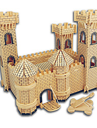 Jigsaw Puzzles Wooden Puzzles Building Blocks DIY Toys  Cellier des Princes-Merlot 1 Wood Ivory Model & Building Toy