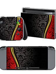 abordables -B-SKIN Nintendo Switch / NS Autocollant Pour Nintendo Commutateur ,  Portable / Nouveautés Autocollant PVC 1 pcs unité