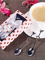 cheap -2pcs/box - Demitasse Spoons Beter Gifts® Wedding Favor\ Wedding Favors