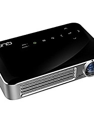 Qumi Q6 DLP WXGA (1280x800) Projector,LED 800 Mini HD Android 3D DLP Projector