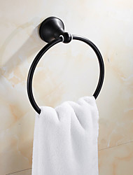 cheap -Towel Ring Antique Brass Wall Mounted