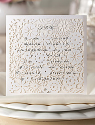 cheap -Wrap & Pocket Wedding Invitations 50-Greeting Cards Mother's Day Cards Baby Shower Cards Bridal Shower Cards Engagement Party Cards