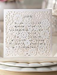 Format Enveloppe & Poche Invitations de mariage ensembles de Faire-Part Cartes Rappel d'Invitation de Mariage Enveloppe Autocollant