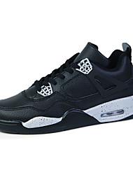 abordables -Homme Chaussures Polyuréthane Printemps / Automne Confort Chaussures d'Athlétisme Basketball Vert / Noir / Rouge / Blanc / Bleu