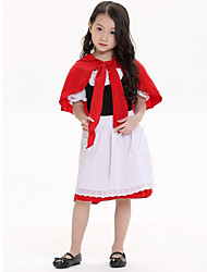 Fairytale Cosplay Costumes Party Costume Kid Halloween Carnival Children's Day Festival/Holiday Halloween Costumes Patchwork