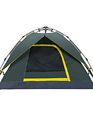 Makino 3-4 persons Tent Double C&ing Tent One Room Automatic Tent Waterproof Quick Dry Breathability for Hiking C&ing Outdoor  sc 1 st  LightInTheBox : cheap hiking tents - memphite.com
