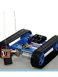 Jouets à Energie Solaire Télécommande Voitures de jouet Jouets Tank Robot Garçon Pièces