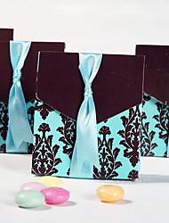 Criativo Papel de Cartão Suportes para Lembrancinhas Com Tiras Caixas de Ofertas Bolsas de Ofertas Latinhas Lembrança Jarros e Garrafas