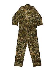 Per uomo Per donna Unisex Manica lunga Giacca e pantaloni da caccia Compatto Camouflage Set di vestiti per Caccia S M L XL XXL